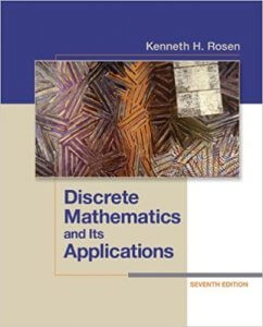 Discrete Mathematics and Its Applications with 1 Semester Connect Access Card