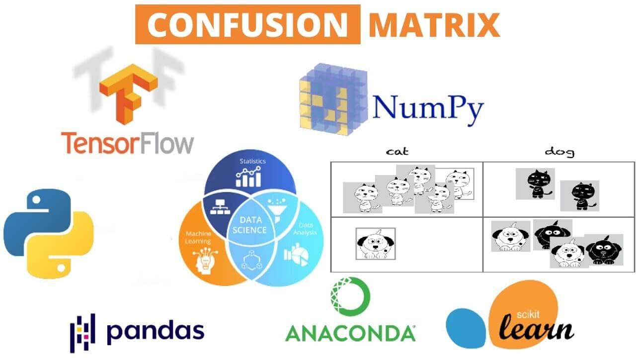 Easiest Way to Implement Confusion Matrix in Python Programming Language