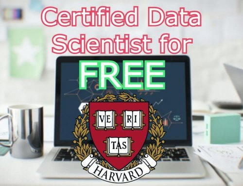 How To Become a Certified Data Scientist at Harvard University for FREE