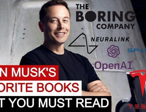 Top 16 Books That Made Elon Musk a Genius