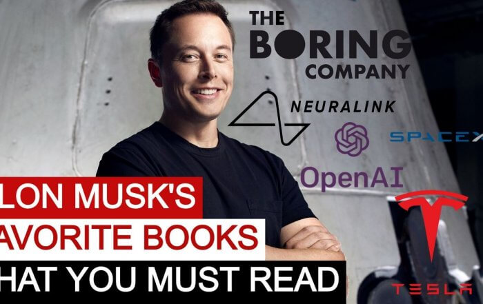 Top 16 Books That Made Elon Musk a Genius