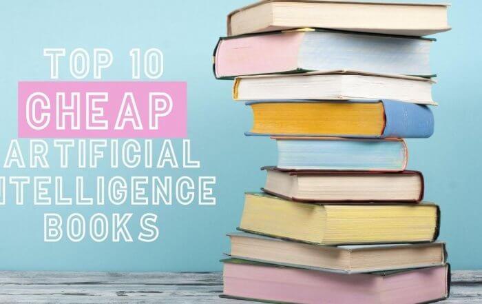 Top 10 Best Cheap Artificial Intelligence Books
