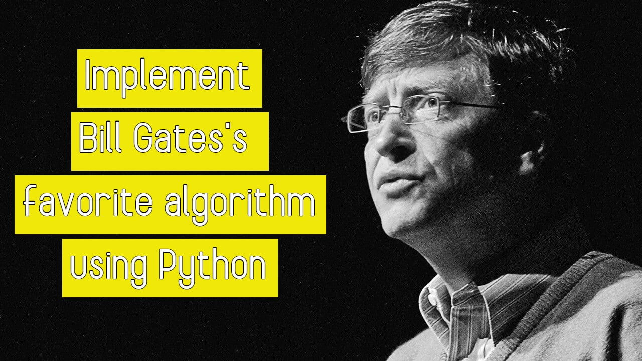 Pancake Sorting Algorithm Implement Bill Gates' Favorite Algorithm   Laconicml