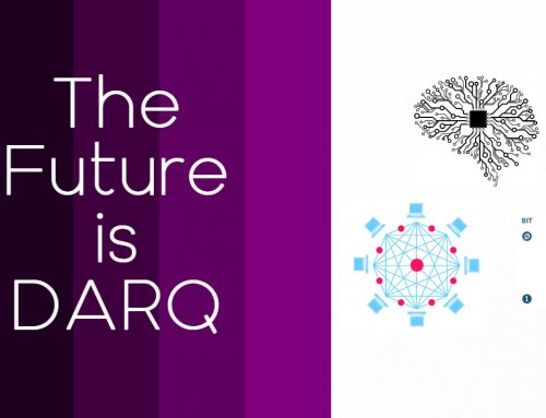Exclusive: See Why The Future is DARQ (Distributed Ledger Technologies)