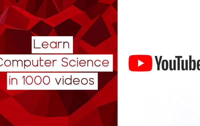 This is The Entire Computer Science Curriculum in 1000 YouTube Videos
