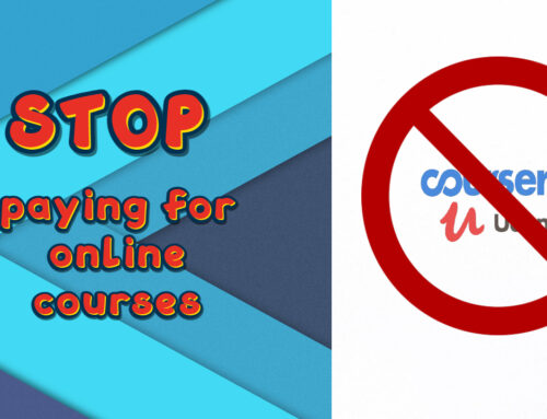 After this you're not going to pay for online courses anymore – Free Online Courses