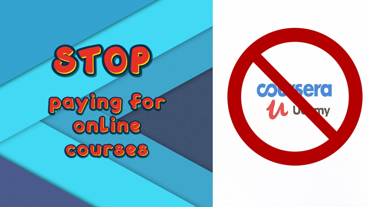 Free Online Courses and Educational Material for Everyone