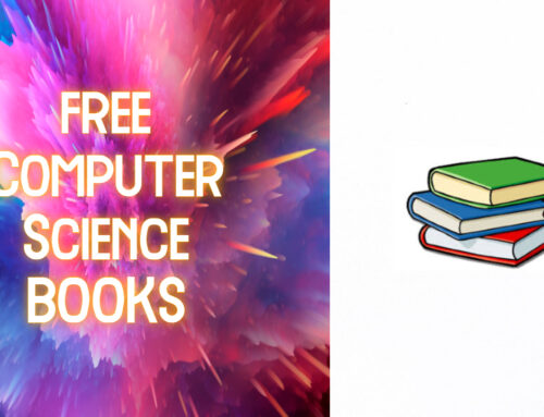 The Best 8 Websites with FREE Computer Science Books