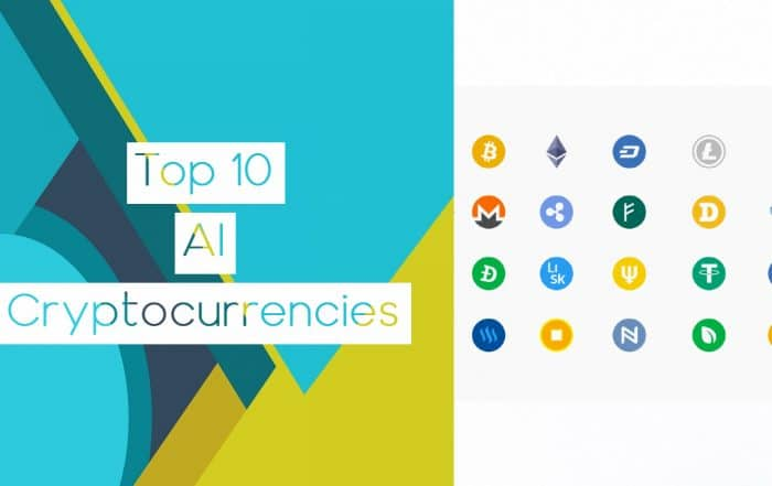 The TOP 10 AI Cryptocurrencies That Might Change The World